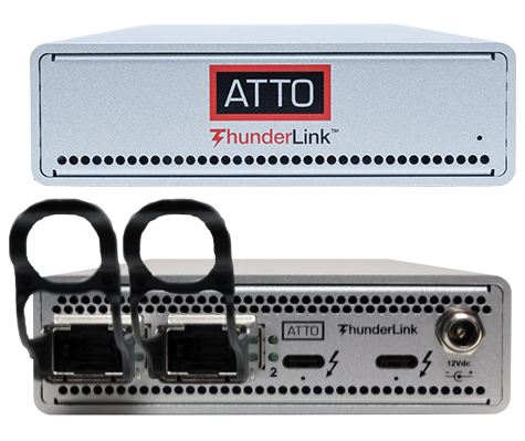 ATTO ThunderLink NQ 3402