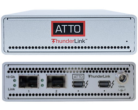 ATTO ThunderLink NS 2102
