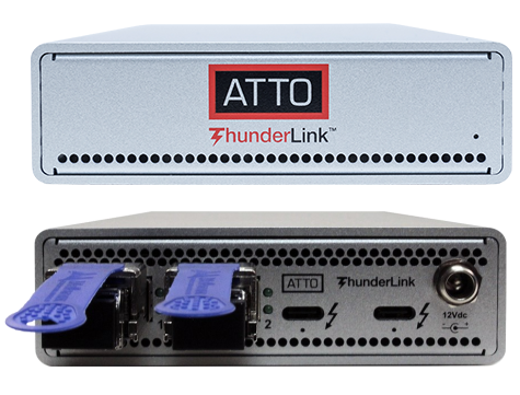 ATTO ThunderLink NS 3102